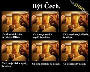 Být Čech