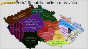 ČR podle moraváka