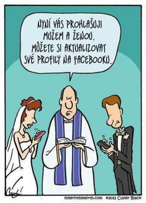 Svatební aktualizace