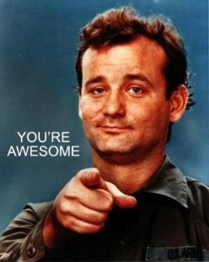 Jsi skvělý