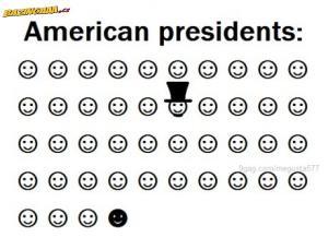 Presidenti v Americe