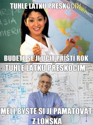 Logika učitelů
