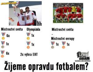 Český sport je hokej