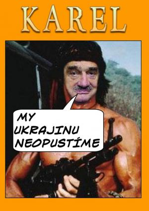 Ukrajinaa