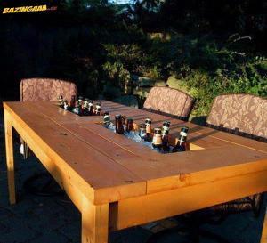 Letní stůl