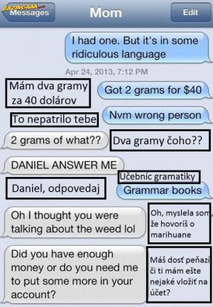 Chytrá to žena