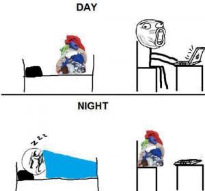 Den vs noc