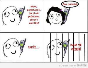Vězění