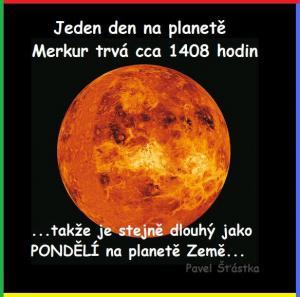 Den na Merkure