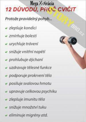 12 důvodů - cvičení