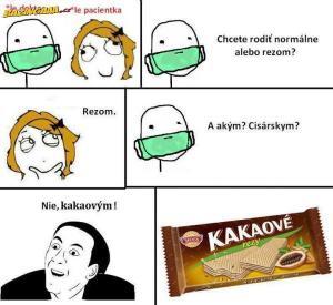 Kakaovým