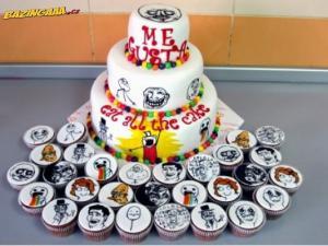 Sněz celý koláč!