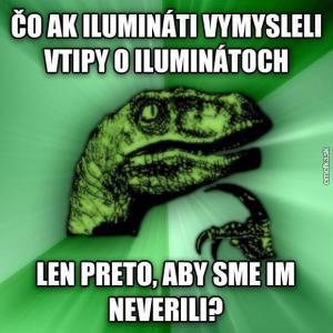 K zamyšlení o iluminátech