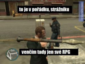 Jedině v GTA