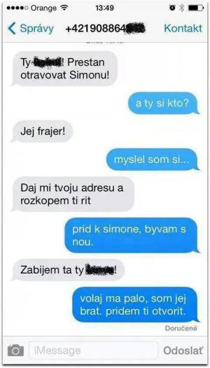 SMS - Simona