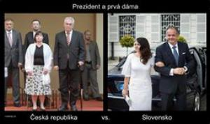 Prezident a jeho manželka