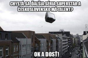 Československo má talent