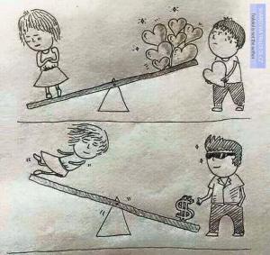skutečnost o lásce