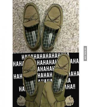 Ty boty to vystihují!