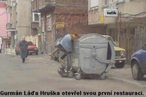 Láďa Hruška - restaurace
