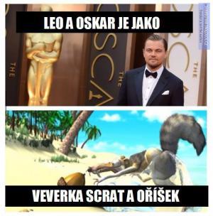 Leo a Oskar je jako...
