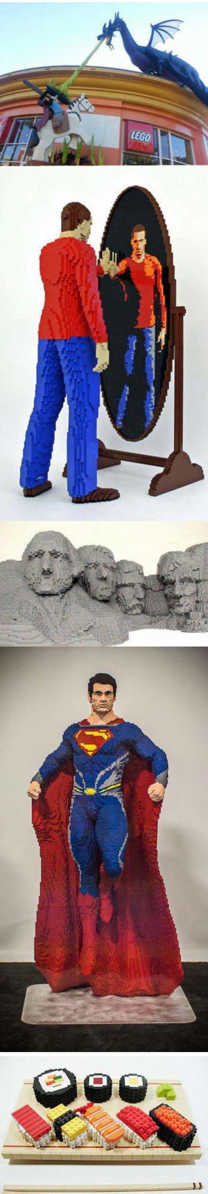 Umění z LEGO #3