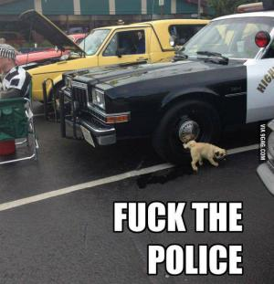 Fuck the police!