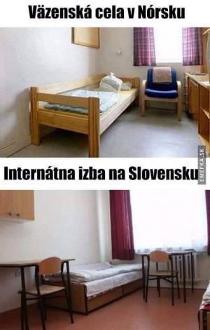 Norsko vs. Slovensko