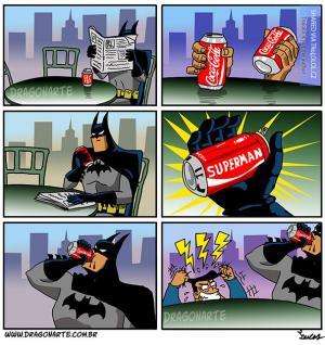 Superman v akci