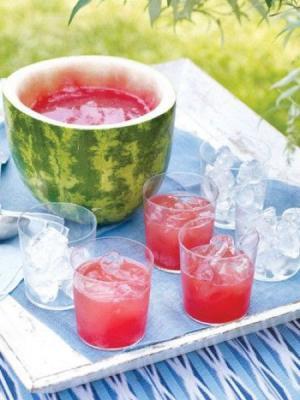 Melounové pití