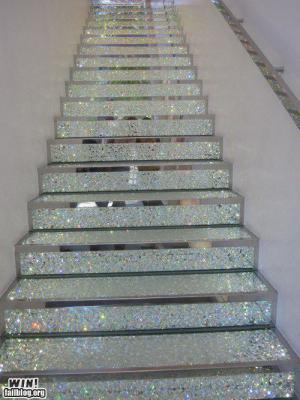 Diamantové schody