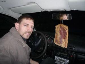 Vůně do auta