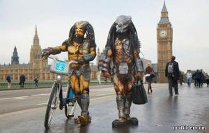 Vetřelci v Londýně