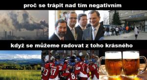 Negativní vs. Pozitivní