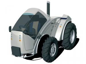 traktor budoucnosti