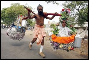 Přeprava v Indii