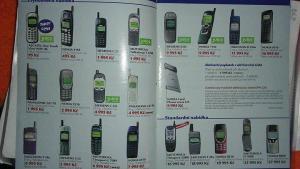 Katalog mobilů