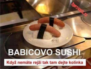 Babicovo Sushi