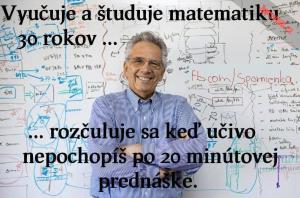 Typičtí učitelé matematiky
