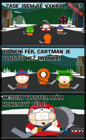 Cartman je boss