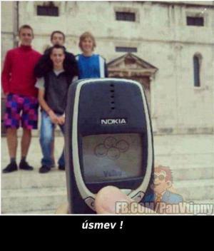 Foťák v mobilu
