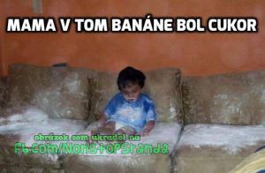 Cukr v banánu - Lidl