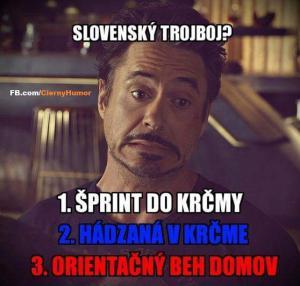 Slovenský trojboj