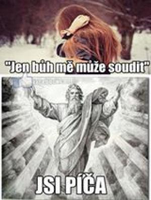 Bůh soudí