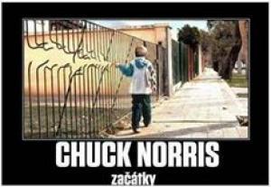 Začátky Chucka Norrise