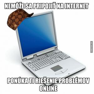 Řešení online