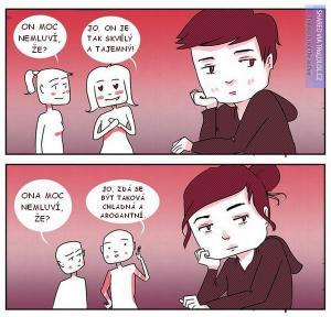 Předsudky vůči pohlavím
