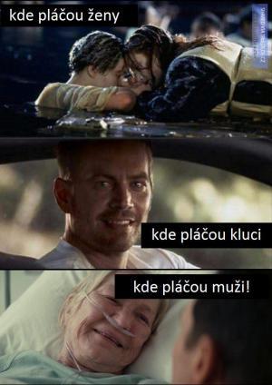 Kde kdo pláče