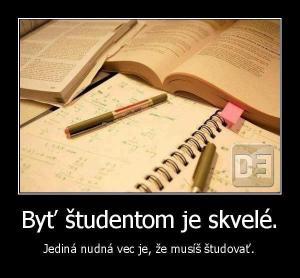 Být studentem