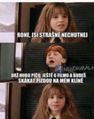 Nechutnej Rony